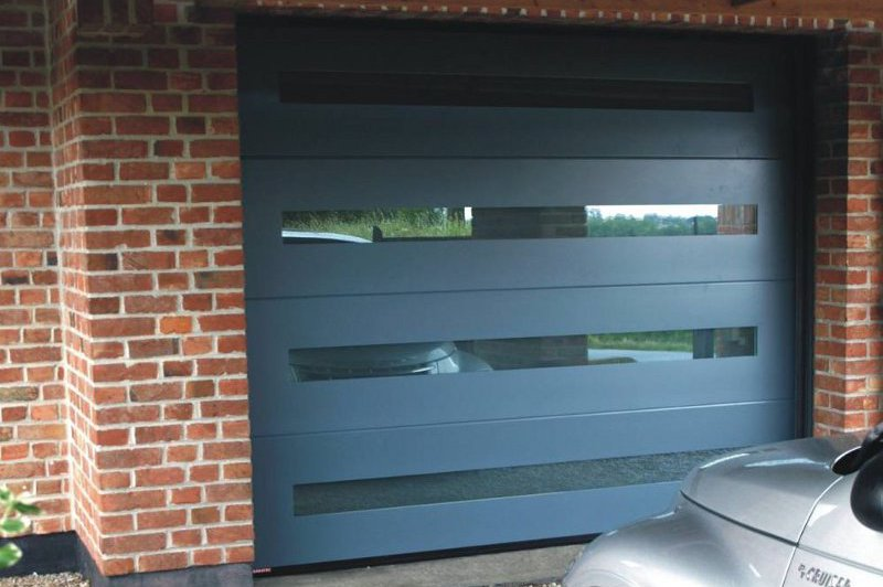 Free download program installation porte de garage for Installer chatiere porte garage