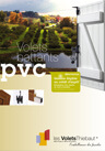 Volets battants pvc