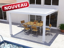 pergola alu pour terrasse fermtures ventoises 76 78 27 28. Black Bedroom Furniture Sets. Home Design Ideas